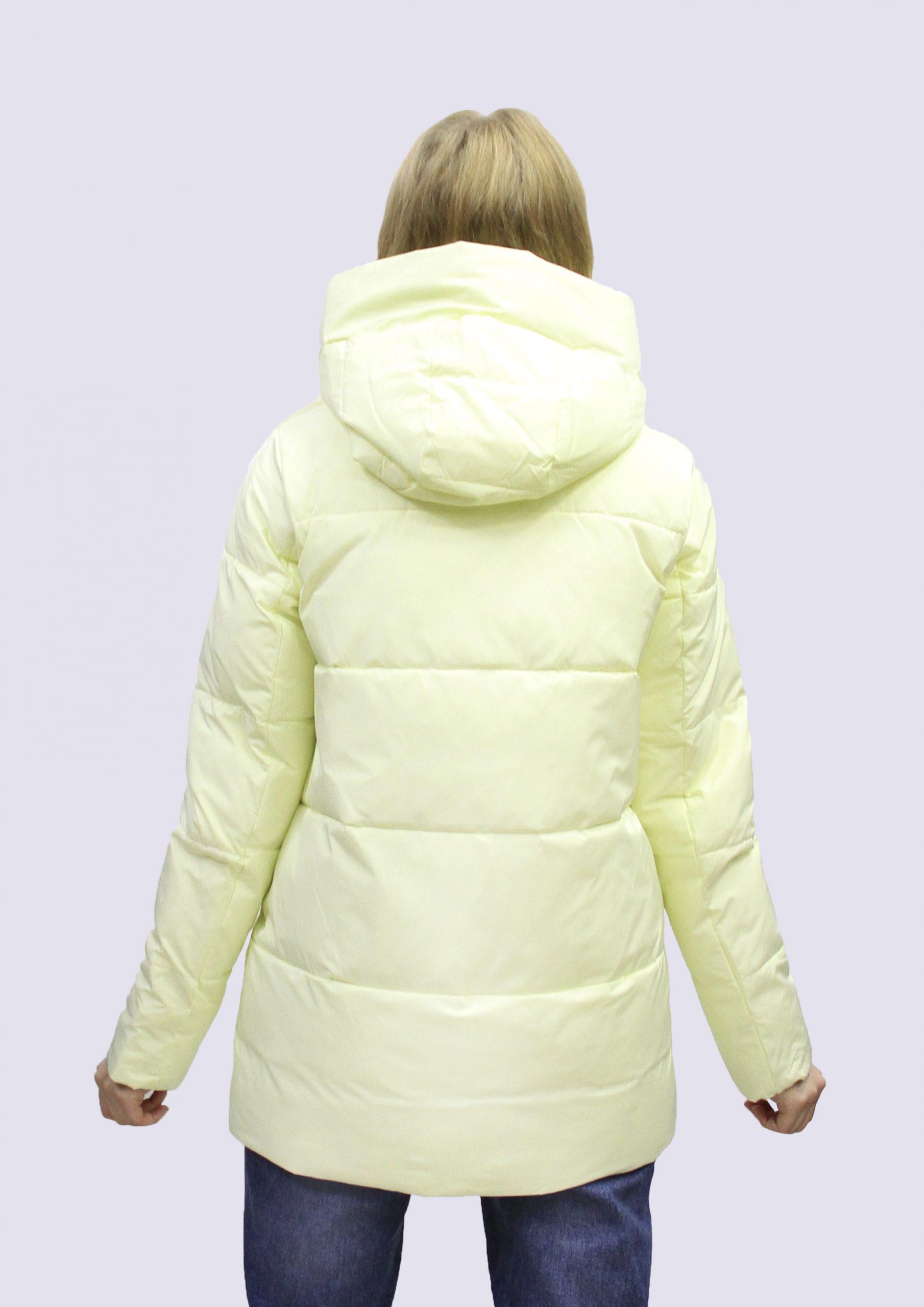 Женская зимняя куртка (Vteple(200))