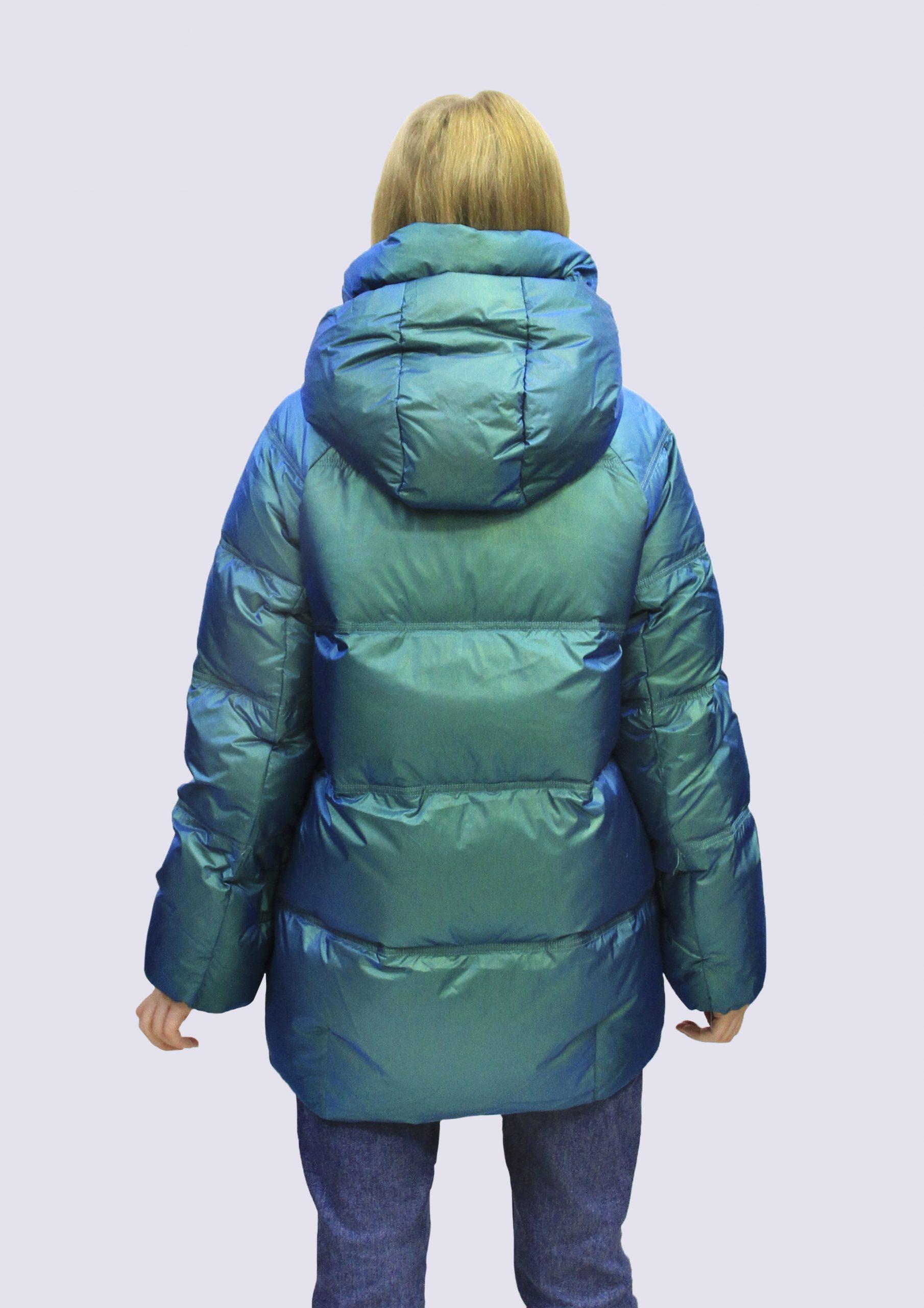 Женская зимняя куртка (Snow Owl)